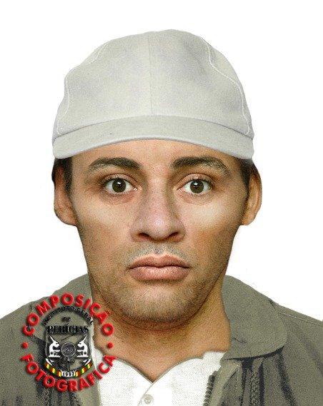 Informações sobre identificação ou paradeiro do suspeito podem ser repassadas à polícia pelo telefone 3579-0414