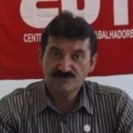 João Batista da Silva, presidente da Federação Democrática dos Sapateiros do Rio  Grande do Sul