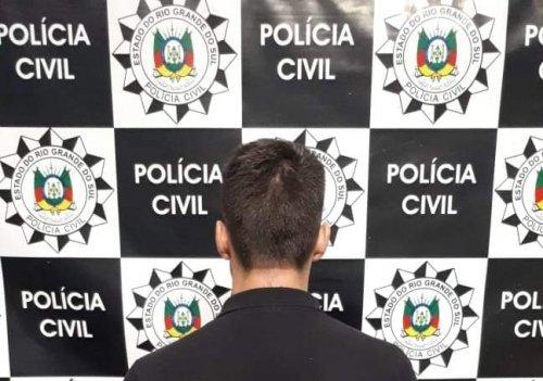 Ladrão de carros preso no bairro Niterói