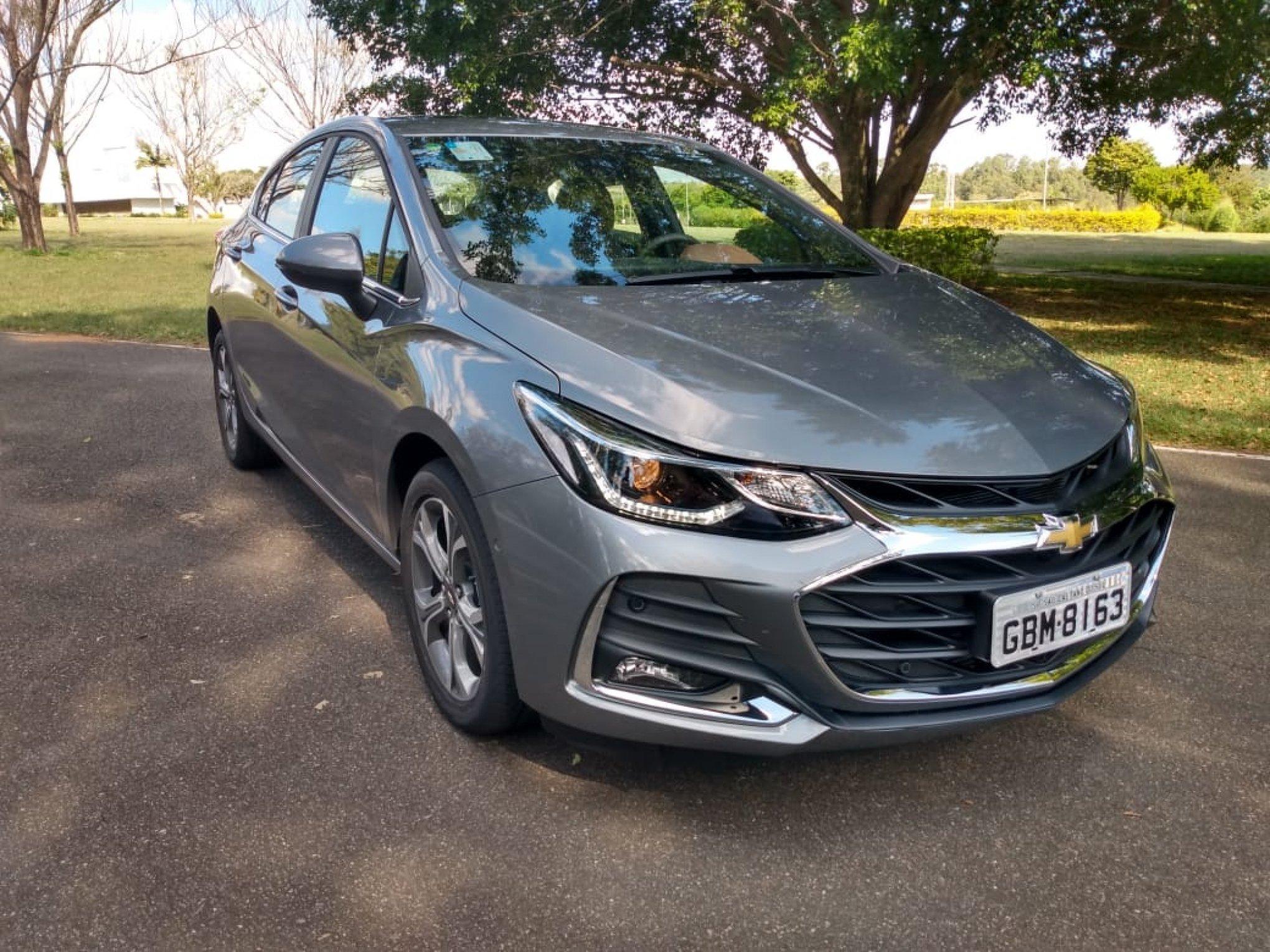Chevrolet cruze ltz 2020