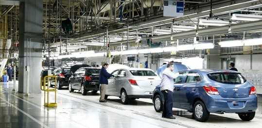 GM interrompe produção de veículos em Gravataí pelos próximos três meses