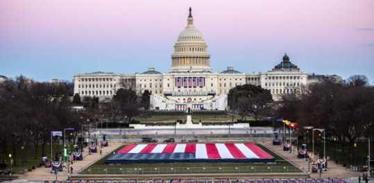 Em discurso como presidente, Biden pede união nacional e alerta para a Covid-19