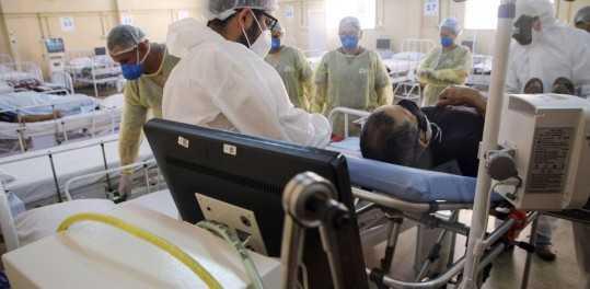 SES confirma mais 58 mortes por Covid-19 no Rio Grande do Sul