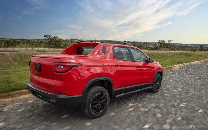 Fiat Toro 2022