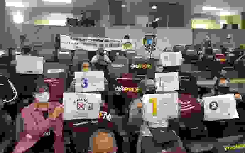 Sindicato do professores acompanhou a votação e cobrou diálogo com a categoria dos servidores